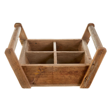 Raz Wooden Sectioned Tray