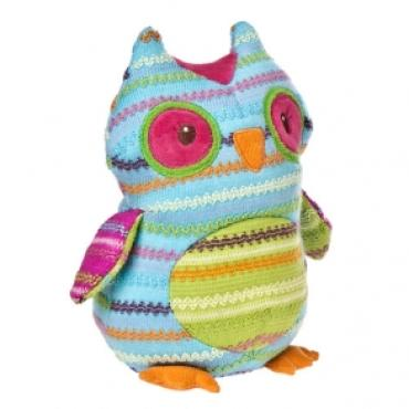 Knit Picks Owl (blue)