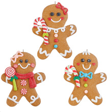 "Raz 5"" Gingerbread Man Ornament"