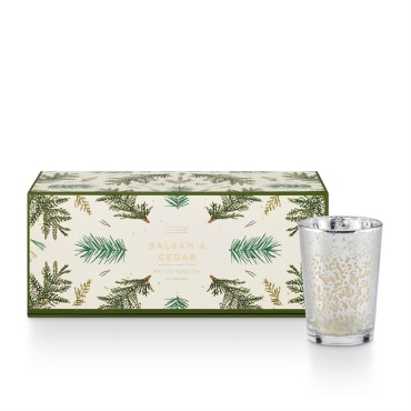 ILLUME Balsam & Cedar Holiday Gift Set