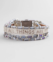 GoodWorks Favored Quad Bracelet (Assorted)