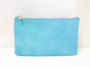 Caroline Hill Aquamarine Crossbody Bag