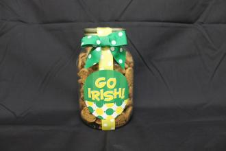 Go Irish Quart Jar