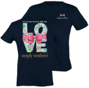 Simply Southern All That Navy